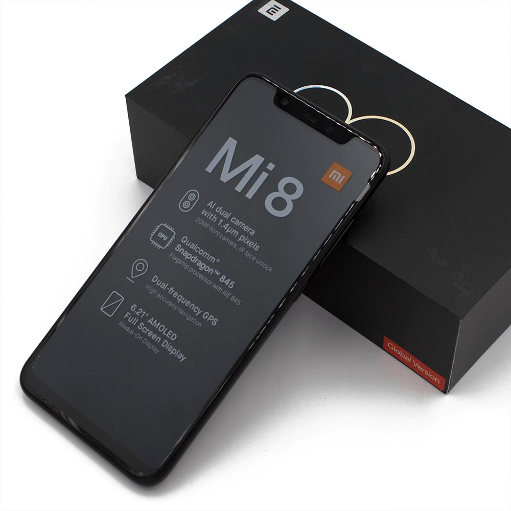 Xiaomi Mi8 6Gb/128Gb Black